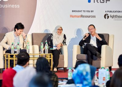 Event photos from past Human Resources Online's conferences