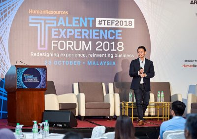 HumanResources Online Talent Experience Forum 2019