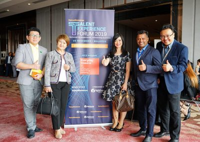 TALENT EXPERIENCE FORUM MALAYSIA 2019