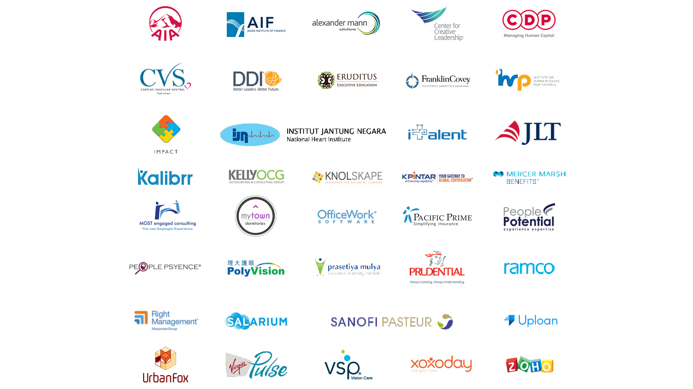 Past sponsors and partners
