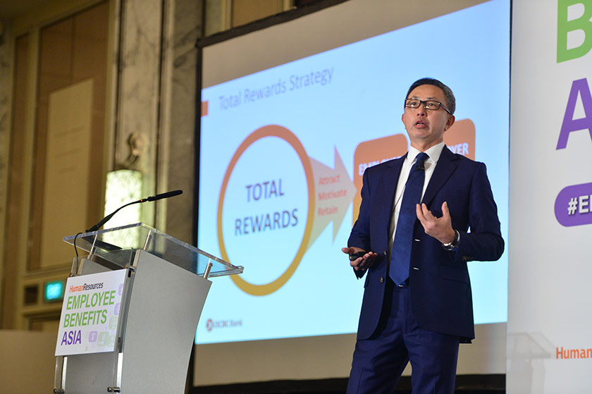 Total Rewards Asia Summit Singapore 2020